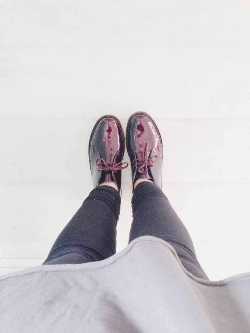 Clarks original desert boots