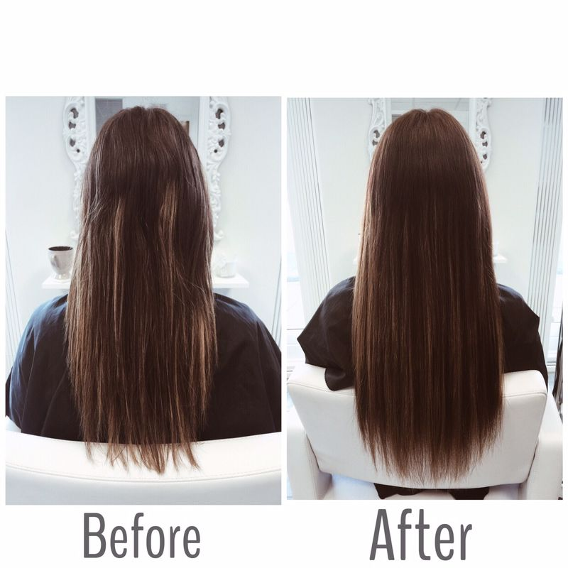 Micro Ring Hair Extensions By Forever Gorgeous Breathe Happiness