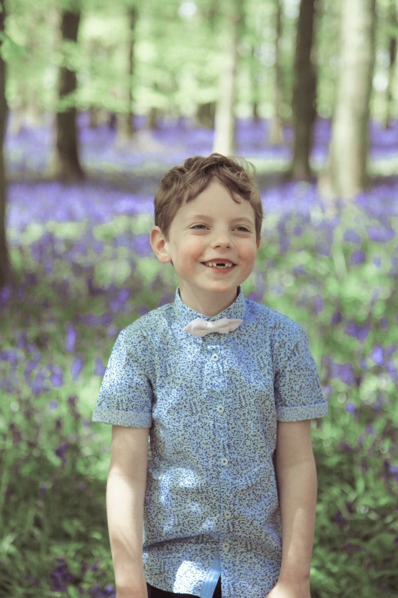 Rosewarne Cox Photography Bluebell shoots