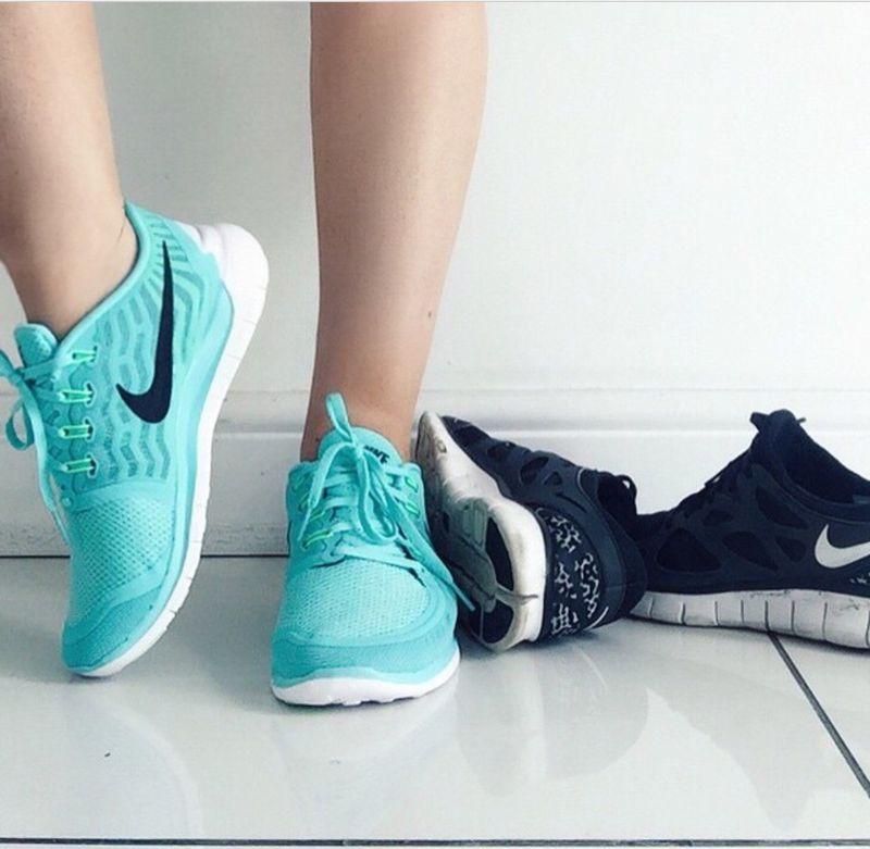 Nike Free Run tiffany