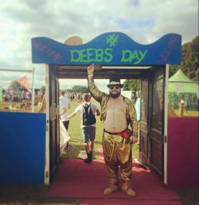 Deebsday festival music