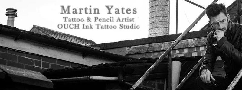Martin yates tattoo artist