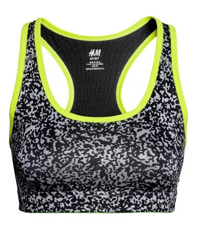 H&M sports bra