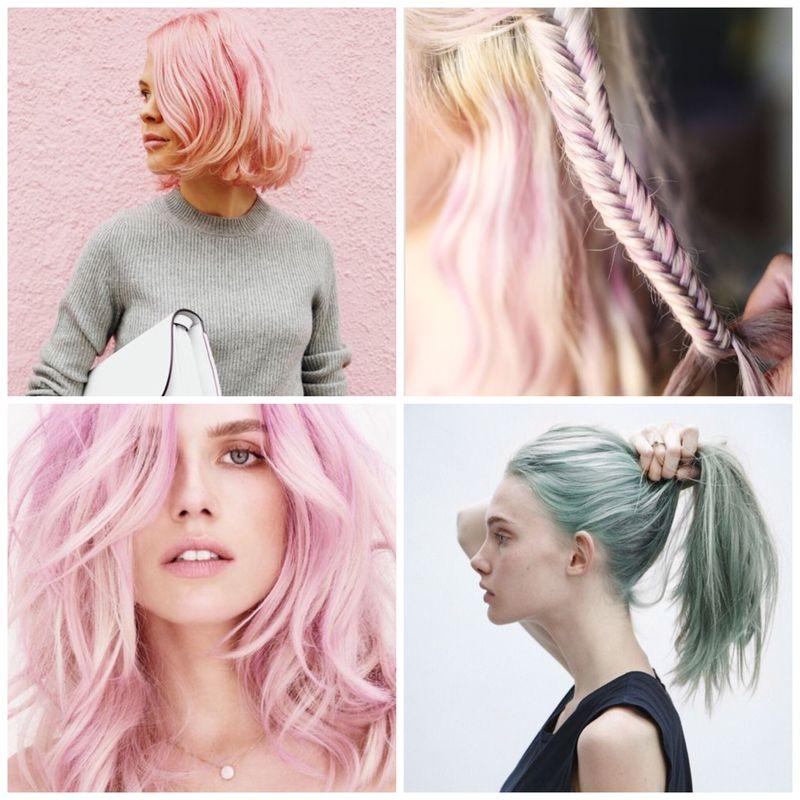 Pink hair pinterest boards