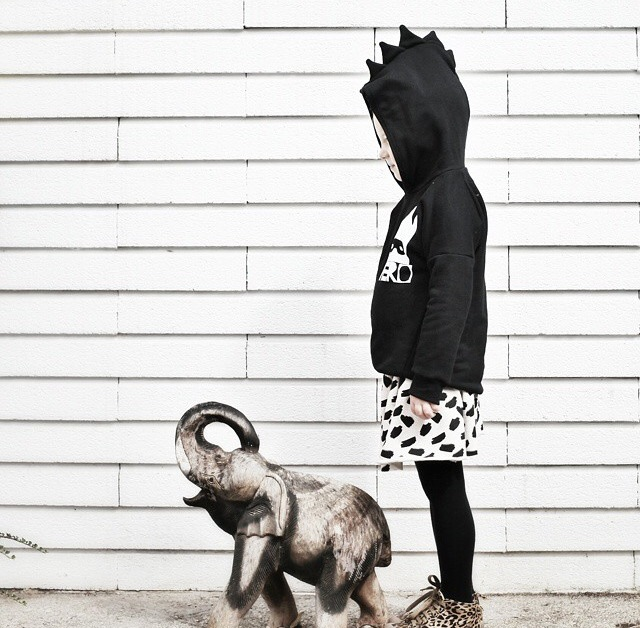 Four monkeys kids fashion instagram