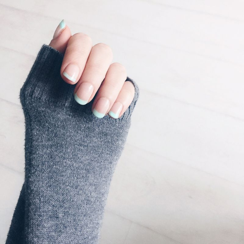 Barry M nail polish