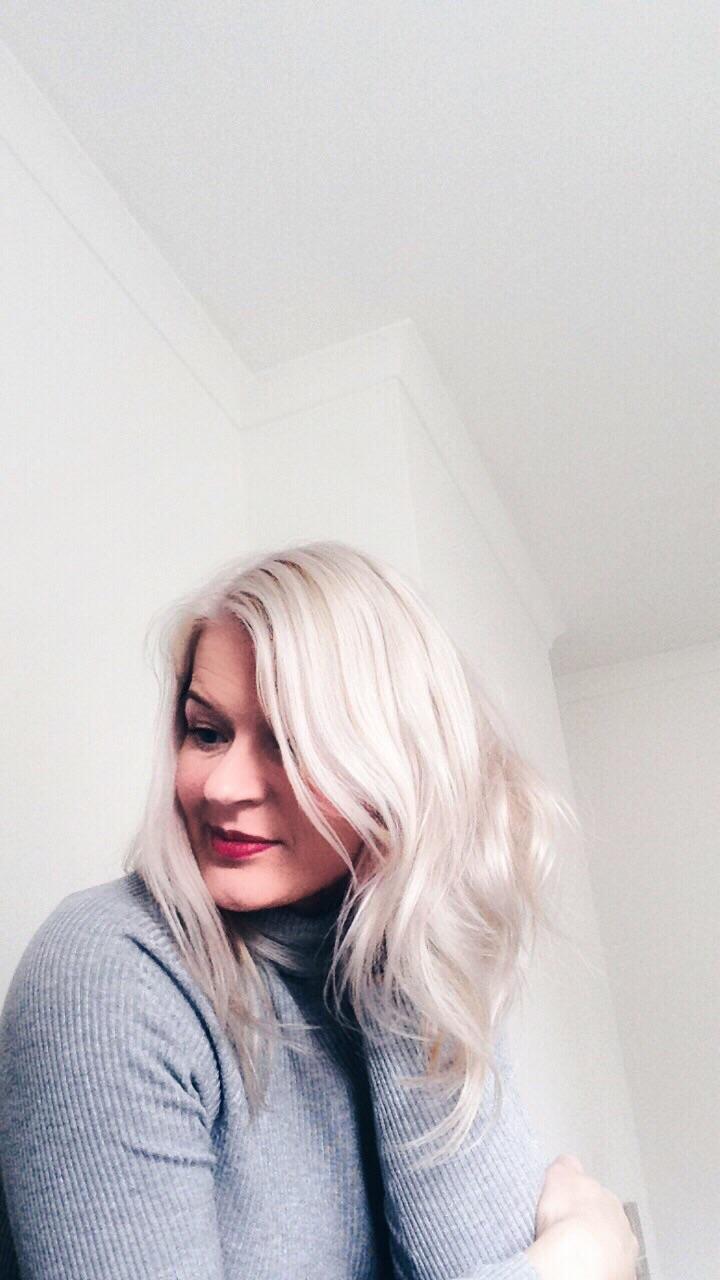 Ash hair Hayley Southwood