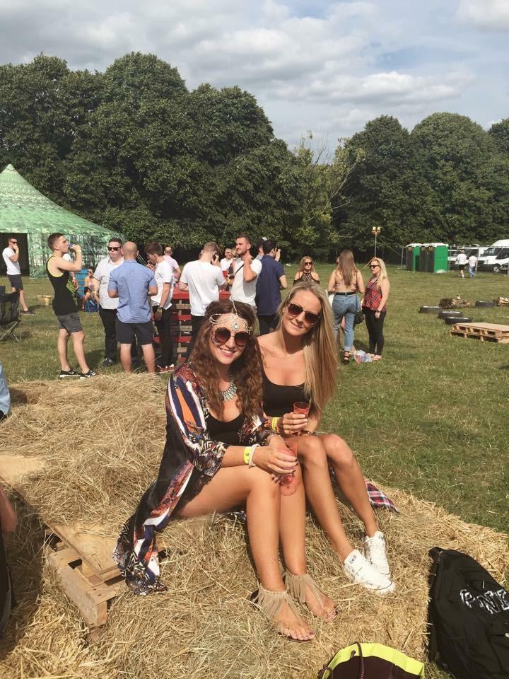 Shaneen Rosewarne Cox Deebs Day festival herts